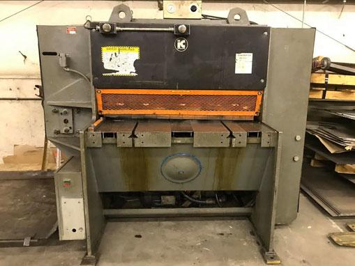In Stock Machinery - Michfab Machinery